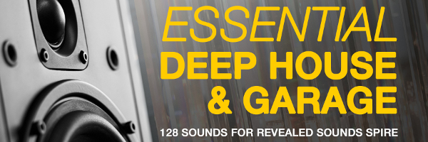 Essential Deep House & Garage 600_200