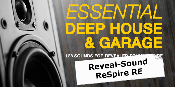 Essential Deep House & Garage ReSpire top